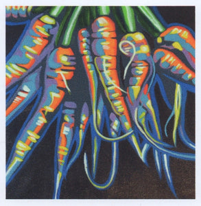Psychedelic Carrots