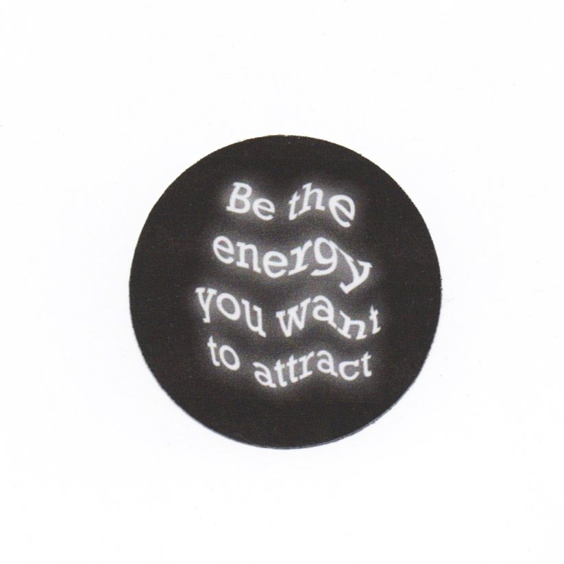 Be The Energy Sticker