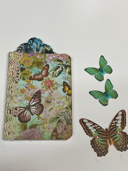 Butterflies Mini Notebook