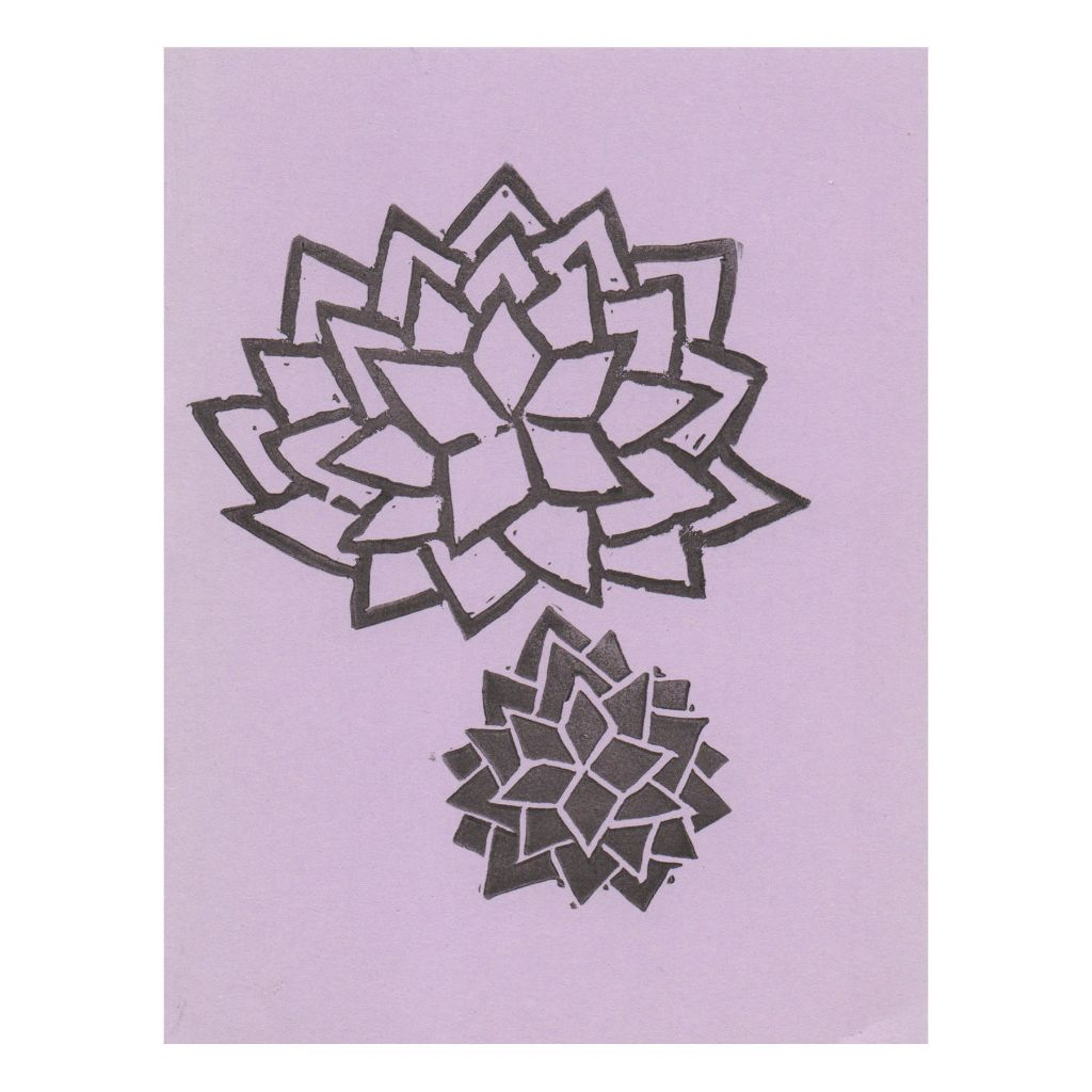 Blockprint Card
