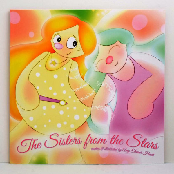 Book- The Sisters from the Stars by Amy Heart