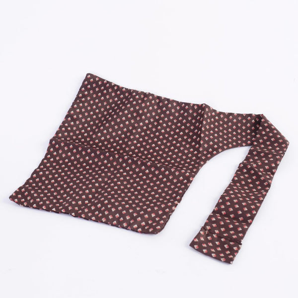 Blue Dots Neck Scarf