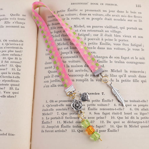 Creating Moments Bookmark with Charms