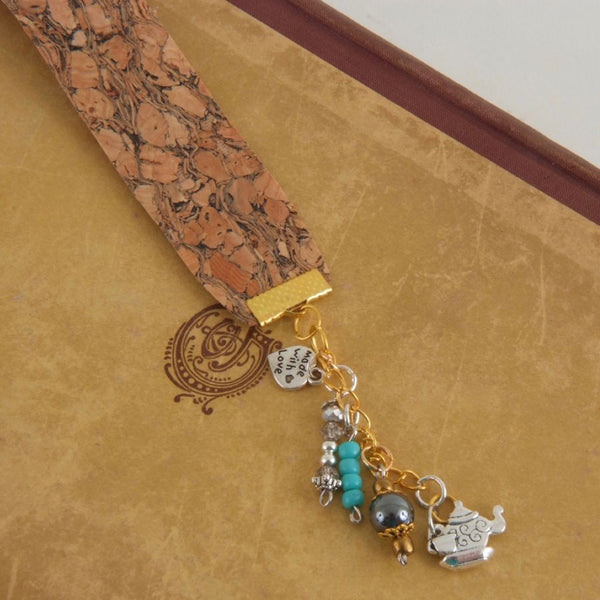 Cork Bookmark
