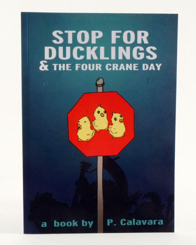 Stop for Ducklings & the Four Crane Day
