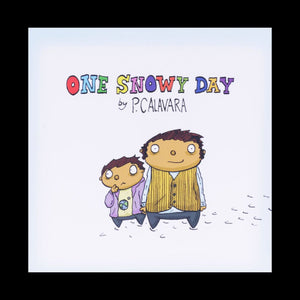 One Snowy Day Book