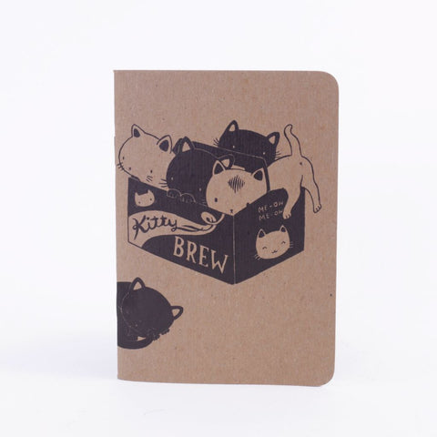 Kitty Brew Notebook