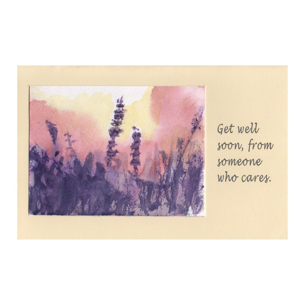 From Someone Who Cares Card