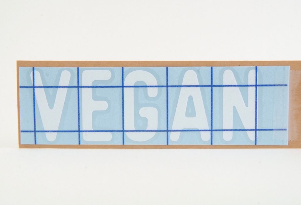 Vegan Decal