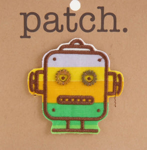 Fabric Patch Robot