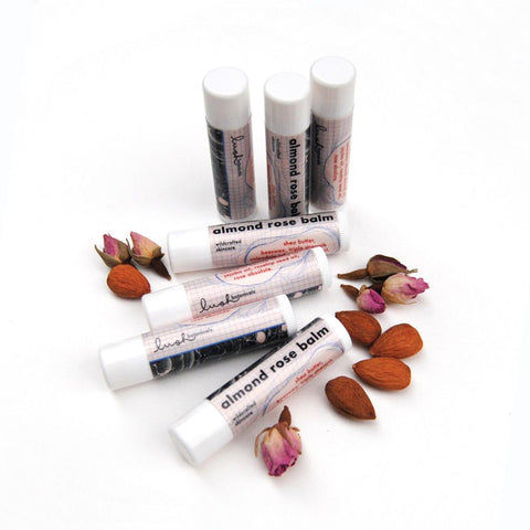 Almond Rose Lip Balm