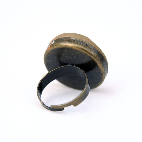 Upcycled Polymer Ring