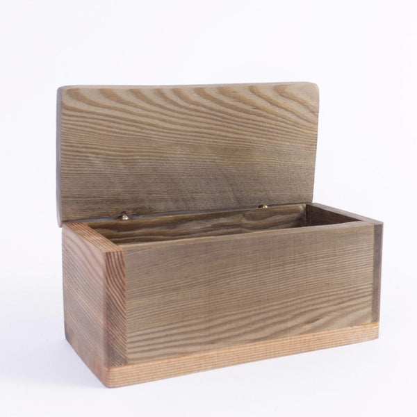 Upcycled Fossil Fir Wooden Box