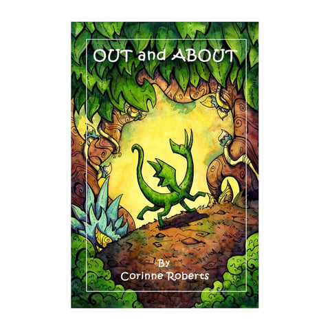 Out and About Book