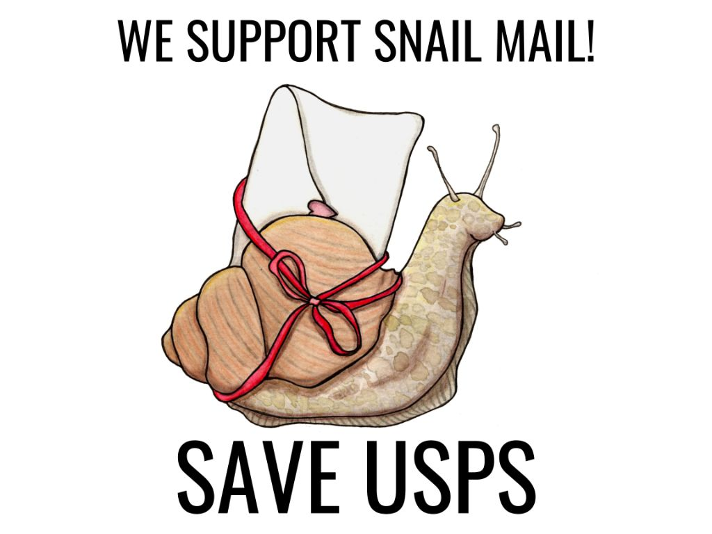 Save USPS Sign