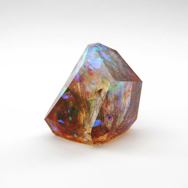 Rainbow Opal Crystal