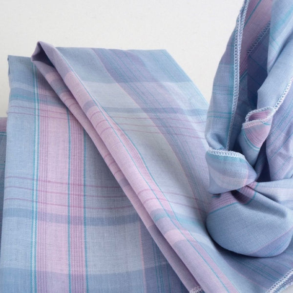 Checker Fabric Napkins