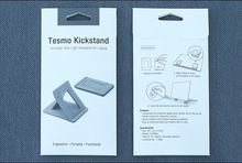 Load image into Gallery viewer, Tesmo Invisible & Portable Adhesive Laptop Stand