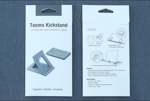 Tesmo Invisible & Portable Adhesive Laptop Stand