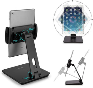 Business Kiosk Aluminum Tablet Stand