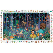 Enchanted Forest Puzzle Observation + Poster - 100 pieces