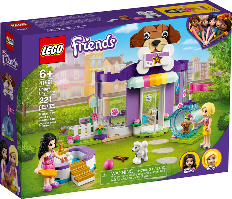 LEGO- Friends - Doggy Day Care
