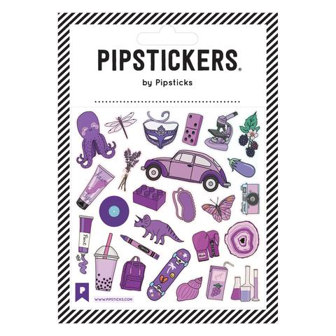 Perfectly Purple Stickers