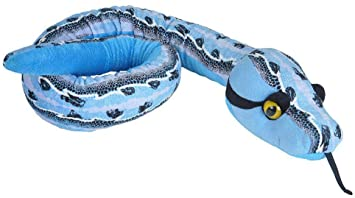 Wild Republic Snake - Slipstream Blue