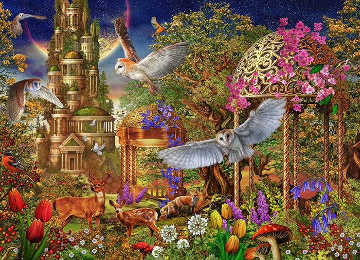 Woodland Fantasy - 1000 Pc