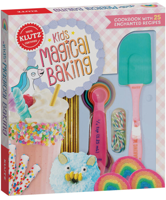 Kid's Magical Baking by Klutz