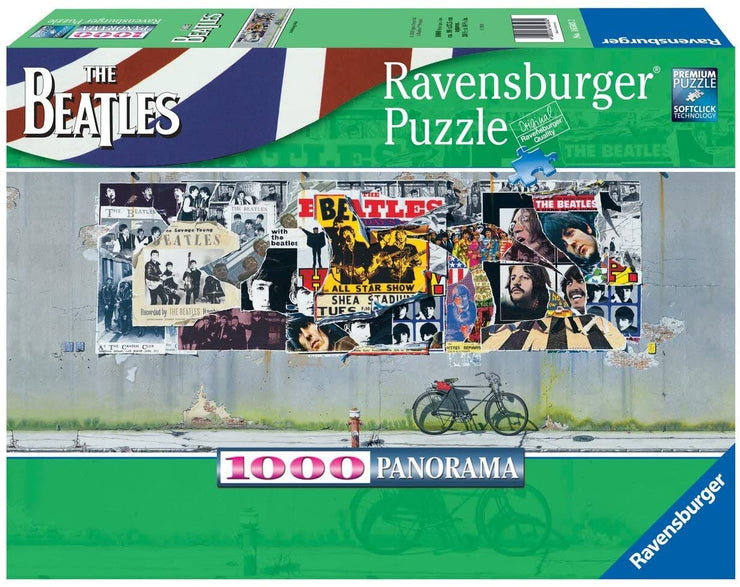 The Beatles: Anthology Wall - 1000 pieces