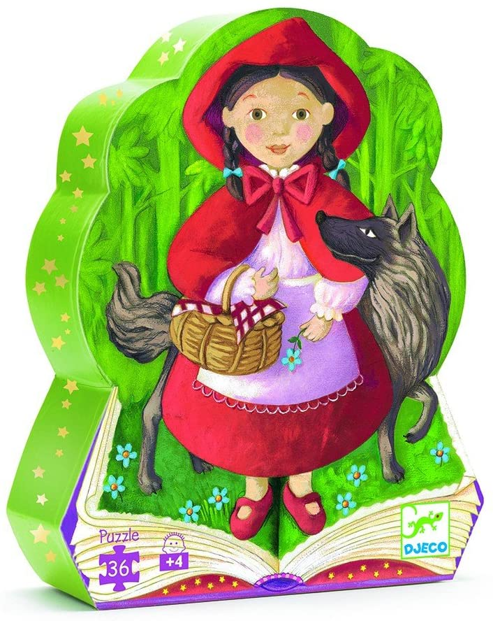 Little Red Riding Hood - 36 pieces