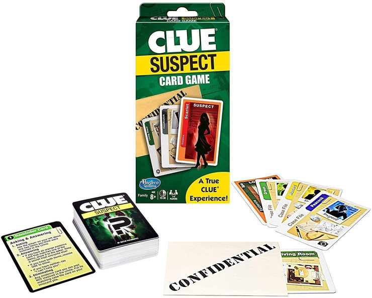 Clue (4 Options)