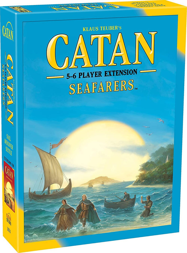 Catan Extension: 5-6 Player (4 options)
