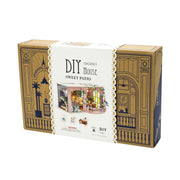 Stackable Collection: Sweet Patio DIY Miniature Dollhouse Kit