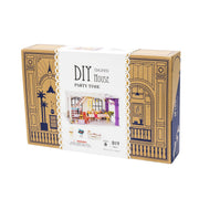 Stackable Collection: Party Time DIY Miniature Dollhouse Kit