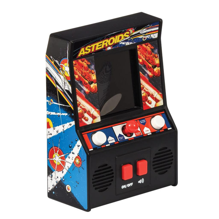 Asteroids Retro Arcade Game