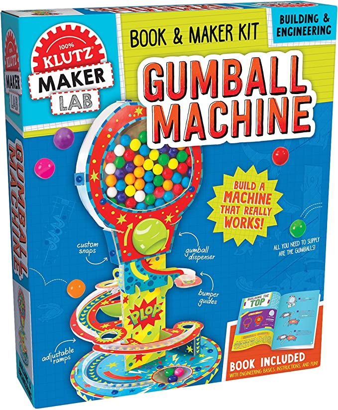 Gumball Machine - Maker Lab