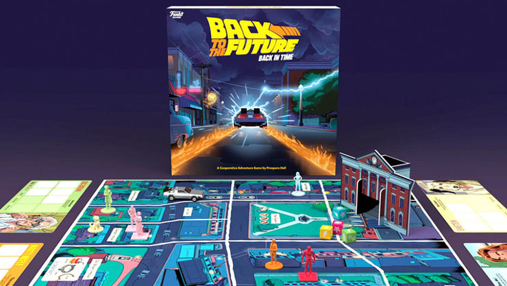 Funko Games - Back To The Future: Back In Time
