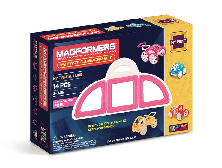 Magformers: My First Buggy Car Set