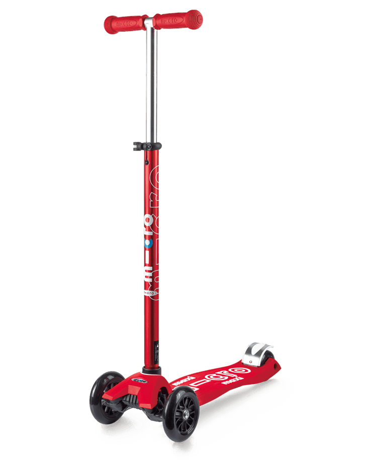 Micro Maxi Deluxe Scooter - Red