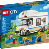 LEGO-City - Holiday Camper Van