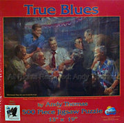 True Blues - 500 pieces