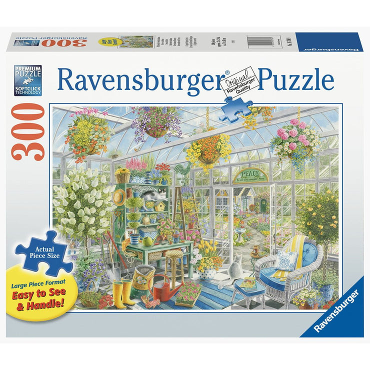 Greenhouse Heaven - 300 Pc