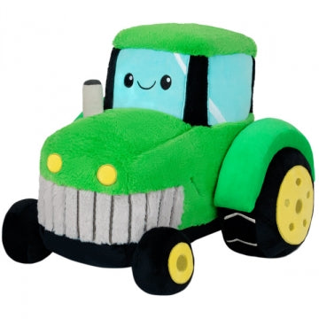 Squishable Go! Green Tractor