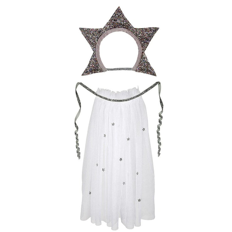 Doll Dress Up Sparkly Star