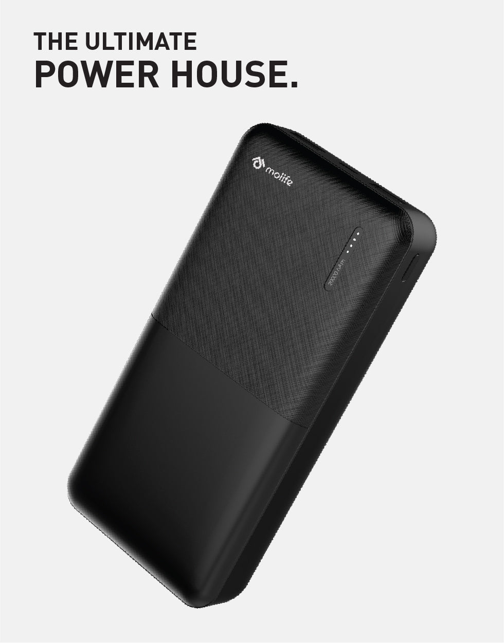 Juice 400 packed with 20000 mAh  Power Bank