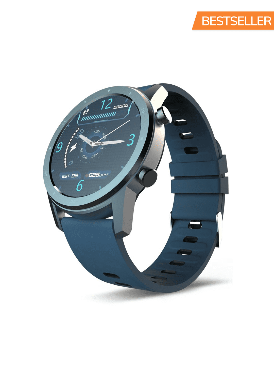 Molife Sense Smart LifeStyle Watch with 24 Sports Modes & Advance Health Tracking