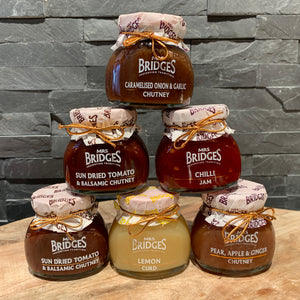 Mrs Bridges chutney's