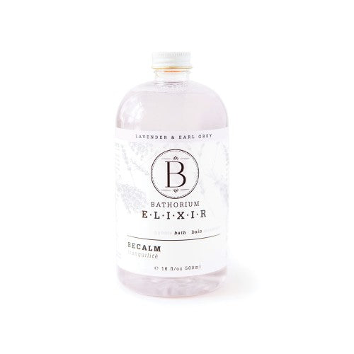 Bathorium Elixir Bubble Bath in Be Calm